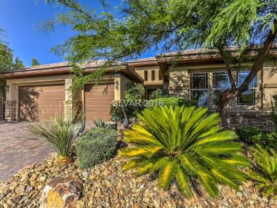 North Las Vegas Single Family Home Under Contract - No Show: 7212 Redhead Drive