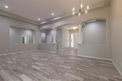 Las Vegas Single Family Home For Sale: 7224 Gentle Valley Street