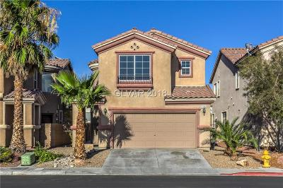 Las Vegas NV Single Family Home Under Contract - No Show: $255,000