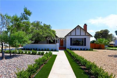 Single Family Home Under Contract - No Show: 818 Park Paseo