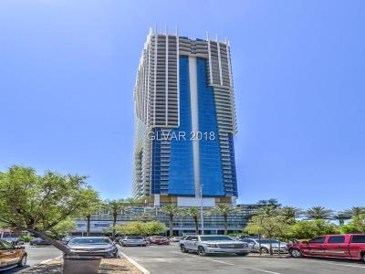 Palms Place A Resort Condo & S High Rise Under Contract - No Show: 4381 Flamingo Road #30305