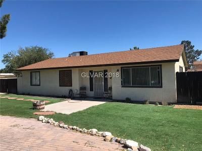 Clark County Single Family Home For Sale: 4851 Harris Avenue