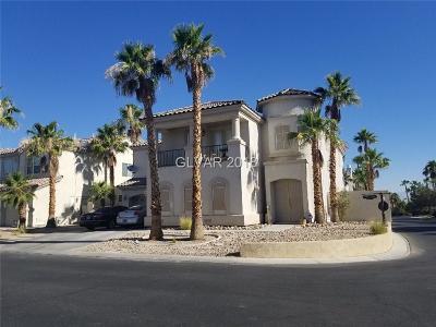 Las Vegas Single Family Home Under Contract - No Show: 72 Dollar Pointe Avenue