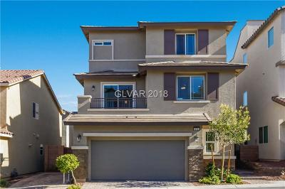 Las Vegas NV Single Family Home Under Contract - No Show: $333,000