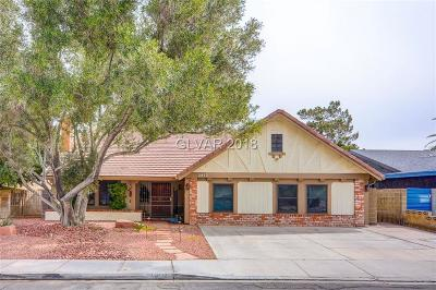 Henderson Single Family Home For Sale: 2412 Doherty Way