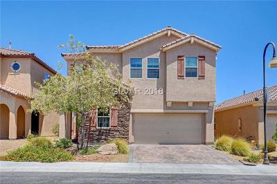 Las Vegas Single Family Home Under Contract - No Show: 260 Windmill Croft Drive