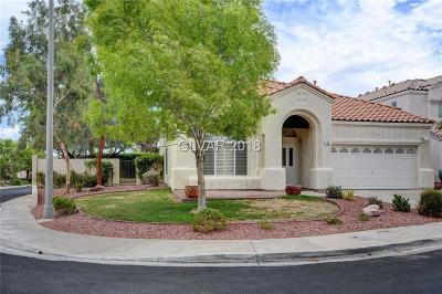 Single Family Home For Sale: 62 Desert Rain Lane