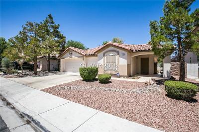 Henderson Single Family Home For Sale: 315 Carolwood Drive