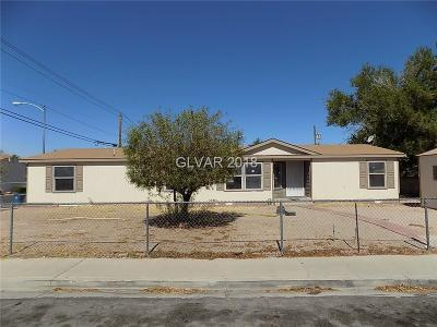 Las Vegas Single Family Home Under Contract - Show: 6230 Lake Mead Boulevard