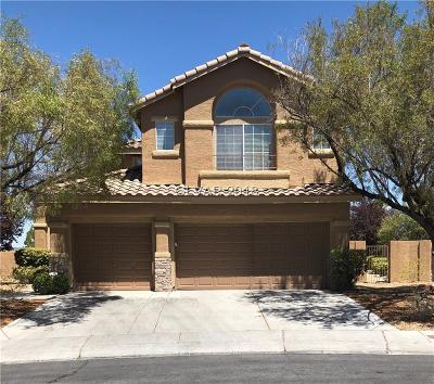 Single Family Home For Sale: 1720 Royal Canyon Drive