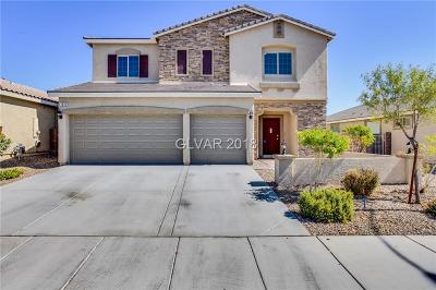 Henderson NV Single Family Home Under Contract - No Show: $421,000