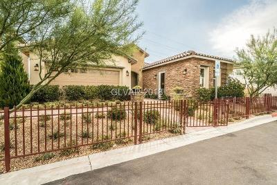 Las Vegas NV Single Family Home For Sale: $769,995