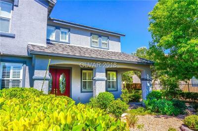 Single Family Home For Sale: 8505 Chapman Ravine Street