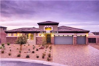Las Vegas NV Single Family Home Under Contract - No Show: $678,885