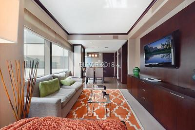 Las Vegas High Rise For Sale: 2600 Harmon Avenue #8047