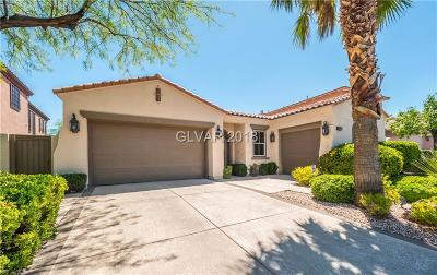 Red Rock Cntry Club At Summerl Single Family Home For Sale: 11279 Winter Cottage Place