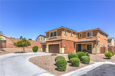 North Las Vegas Single Family Home For Sale: 1320 Cactus Grove Court