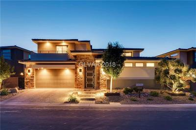 Las Vegas NV Single Family Home For Sale: $1,699,000