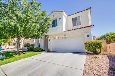 Las Vegas Single Family Home For Sale: 10240 Singing Wind Place