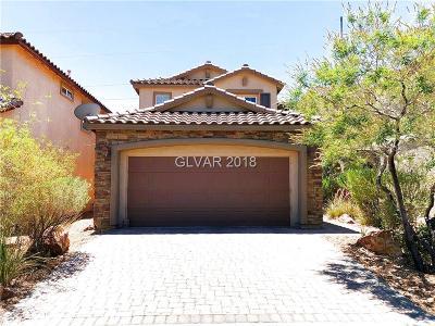 Single Family Home For Sale: 9171 Cowboy Inn Avenue