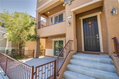 Las Vegas Single Family Home Under Contract - No Show: 7724 Vibrant Threads Court