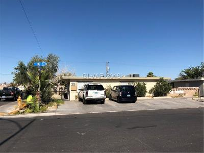 North Las Vegas Multi Family Home Under Contract - No Show: 2538 Ellis Street