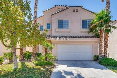 Single Family Home Under Contract - No Show: 3187 Dancing Hills Avenue