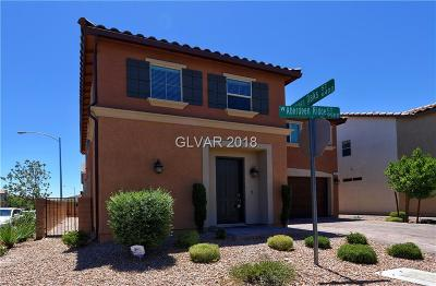 Las Vegas  Single Family Home For Sale: 9581 Aberdeen Ridge Court
