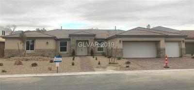 Las Vegas NV Single Family Home For Sale: $555,390