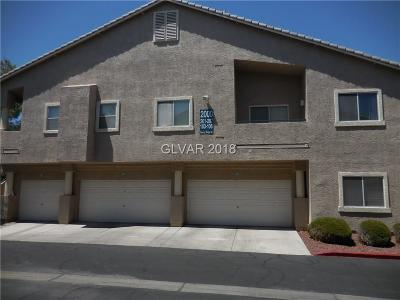 Las Vegas Condo/Townhouse Under Contract - Show: 2000 Quarry Ridge Street #203