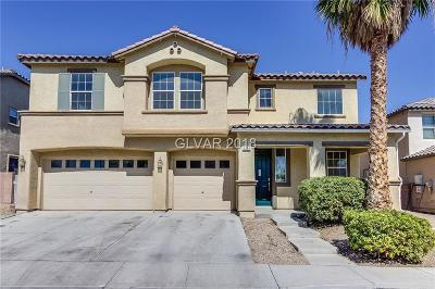 North Las Vegas NV Single Family Home Under Contract - No Show: $351,000