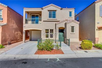 Las Vegas NV Single Family Home Under Contract - No Show: $249,000