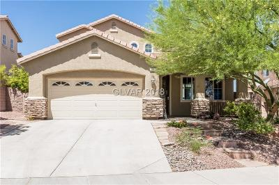 Henderson NV Single Family Home Under Contract - No Show: $390,000