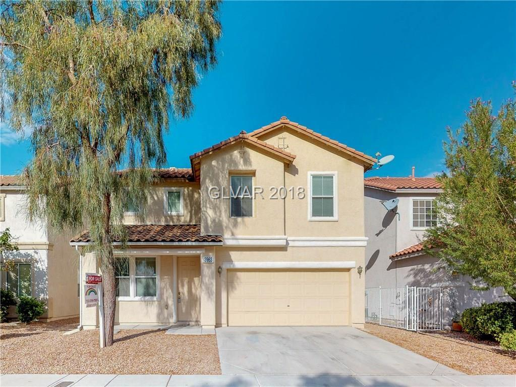 4 bed / 2 full, 1 partial baths Home in Las Vegas for $319,900