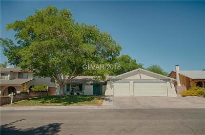 Boulder City Single Family Home Under Contract - Show: 1534 Dorothy Drive