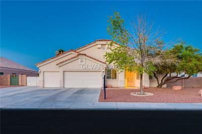 Las Vegas Single Family Home For Sale: 7680 Blue Whirlpool Street