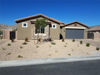 Las Vegas NV Single Family Home For Sale: $472,655