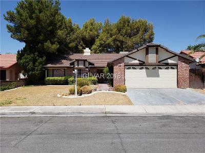 Single Family Home Under Contract - No Show: 8025 Rye Canyon Drive