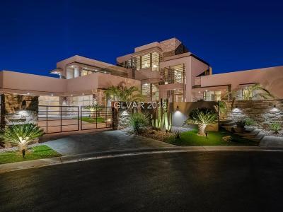 Las Vegas Single Family Home Under Contract - No Show: 6755 Agave Azul Court