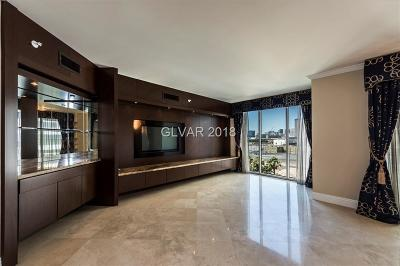 Las Vegas High Rise For Sale: 2877 Paradise Road #706