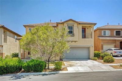Las Vegas Single Family Home For Sale: 9105 Nicklewood Avenue