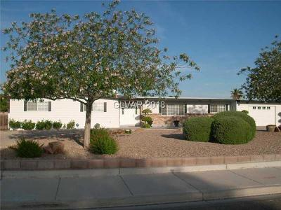 Las Vegas Single Family Home For Sale: 4333 Torrey Pines Drive