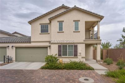 Henderson Single Family Home For Sale: 681 Swift Eagle Avenue