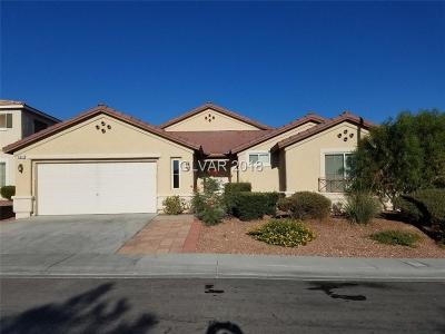 North Las Vegas Single Family Home For Sale: 6412 Indian Peak Court