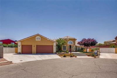 Las Vegas Single Family Home Under Contract - No Show: 7835 Decatur Boulevard
