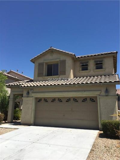 Las Vegas Single Family Home For Sale: 10576 Bella Camrosa Drive