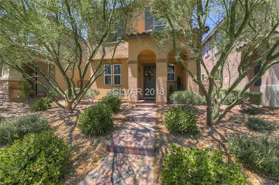 Henderson Single Family Home Under Contract - Show: 2355 Corte Pescado Street