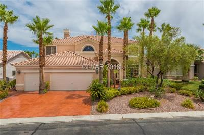 Las Vegas Single Family Home For Sale: 71 Ocean Harbor Lane