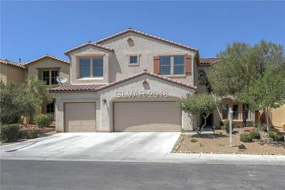 North Las Vegas Single Family Home Under Contract - No Show: 1816 La Calera Avenue