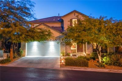 Las Vegas Single Family Home For Sale: 10426 Artful Stone Avenue